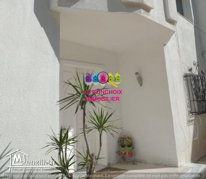 Villa Style Américain A Vendre A Sahloul 3 - Sousse