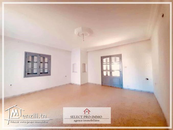 A louer étage de villa S+3 à Erriadh Nabeul - KK152
