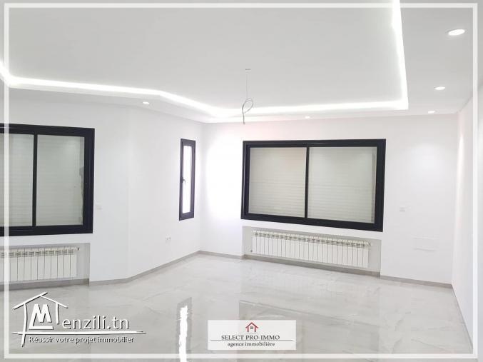 A louer étage de villa S+2 à AFH Mrezga- KK140