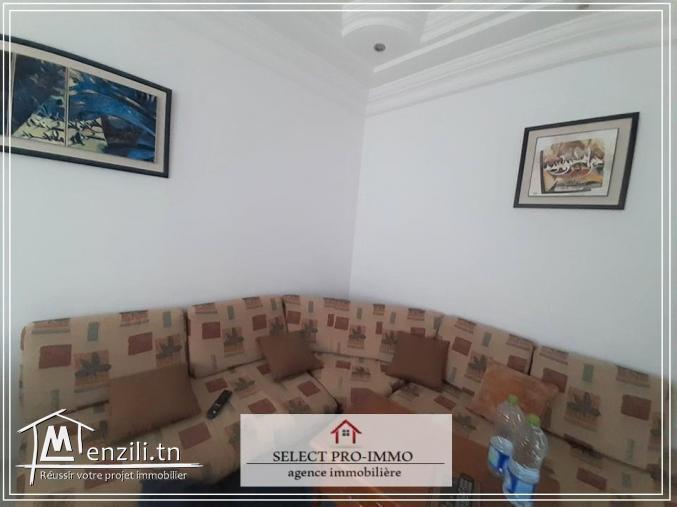 A louer S+1 meublé à Erriadh Nabeul - KK222