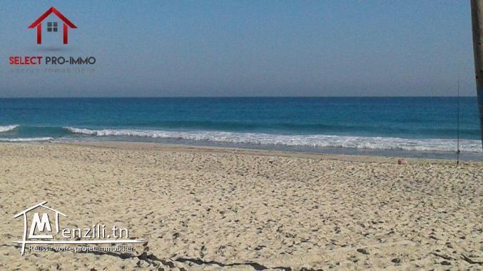A vendre terrain de 1400m² à plage Mamoura - JB50