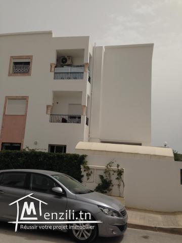 A vendre Appartement S+3 Residence Djerba Rue du Parc Soukra