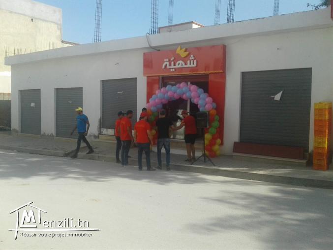 A louer boutique commercial