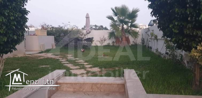 Duplex meublé à Ain Zaghouan