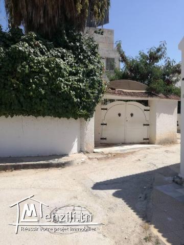 Menzah 6 A vendre maison UV4 Snit