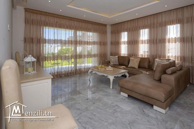 Villa jumelés avec Jardin
