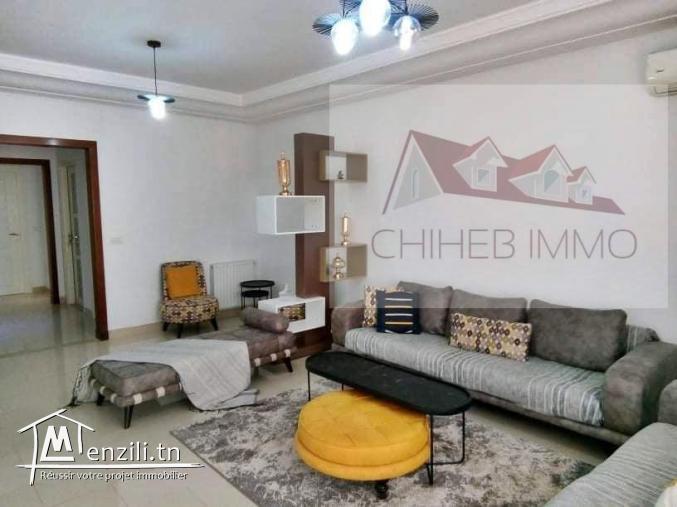 Réf : L25 : un appartement meublé pour une location annuelle.