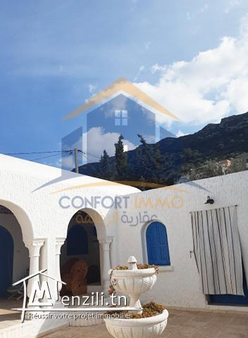 Villa arabesque Rafraf