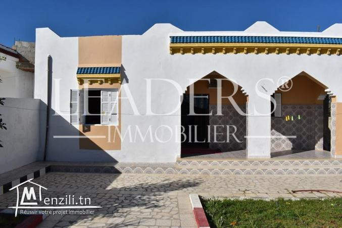 une maison à Bessbesia Hammamet_Sud????Prix : 95.000 DT????☎️ 27246317