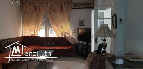 Un appartement S+3 richement meublé à El Menzah 8