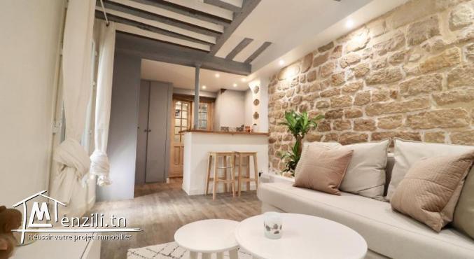 Appartement à Ennaser