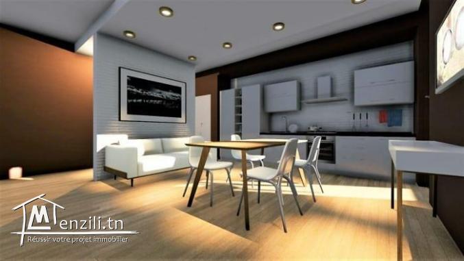 Appartement de 118 m2 à Manouba