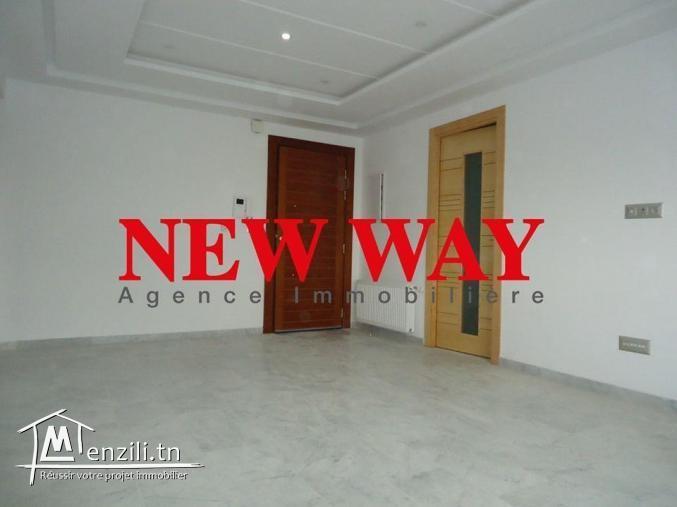 Appartement (s+2) à bouhsina el ghazali directe promoteur
