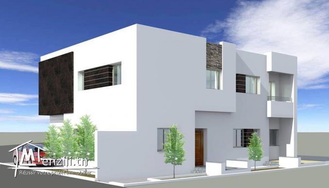 Maison à Cité Dhobatt Bardo