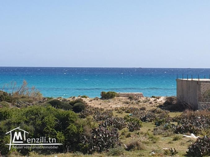 3 Terrains Bord de la Mer à El Mna9aa (Gouvernorat de Mahdia, Délégation de Ksour Essef))