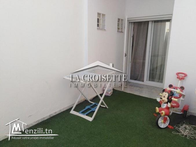 Appartement à vendre au Lac 2 Réf: ZAV0161