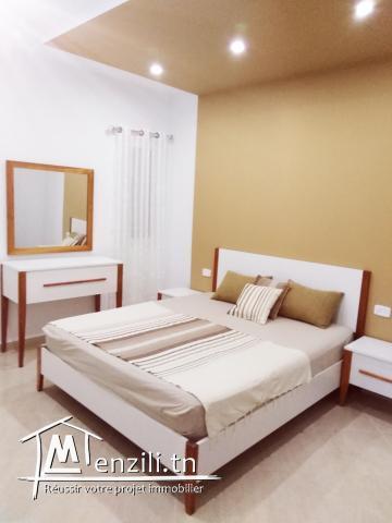 Luxueux appartement pour vos vacances à kelibia