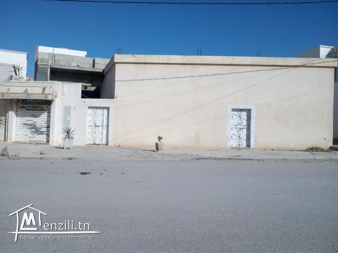 villa à vendre sur terrain de 330 m2