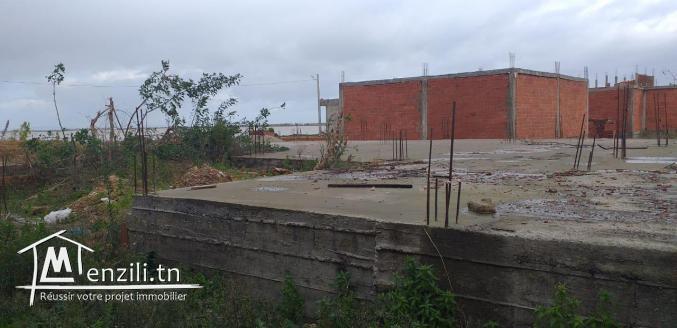 Terrain de 200 m2  à Sokra