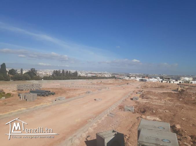 Terrain à Sidi Hessine