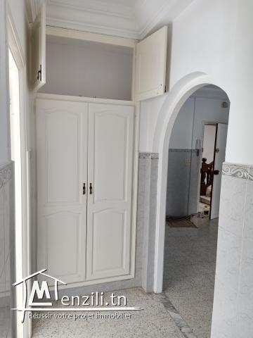 maison à louer à cité boukhazar bouhsina