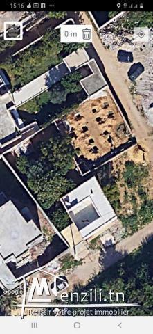 Terrain de 260 m2  à Sokra