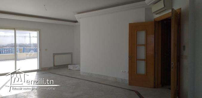 un appartement magnifique à Ain Zaghouan