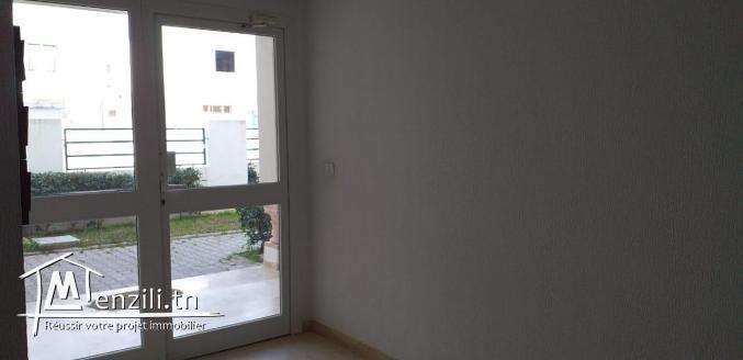 Appartement S+2 de 100 m2 à prix choc