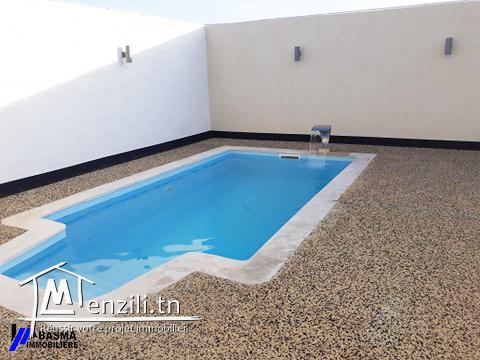 Magnifique Villa avec piscine à chott meriem