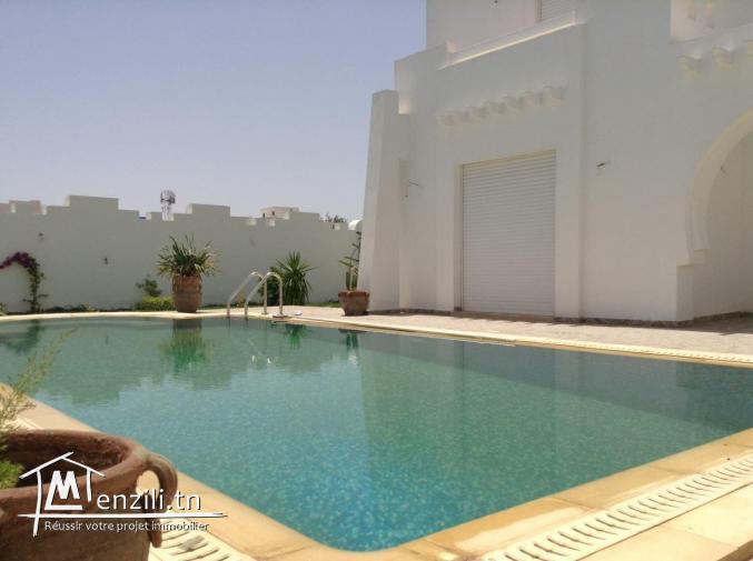 villa avec piscine L 102