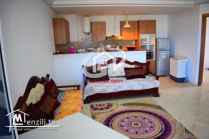 appartement s+1 pour vacance d'été