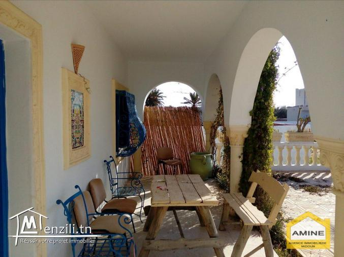Superbe villa à Midoun Djerba à vendre