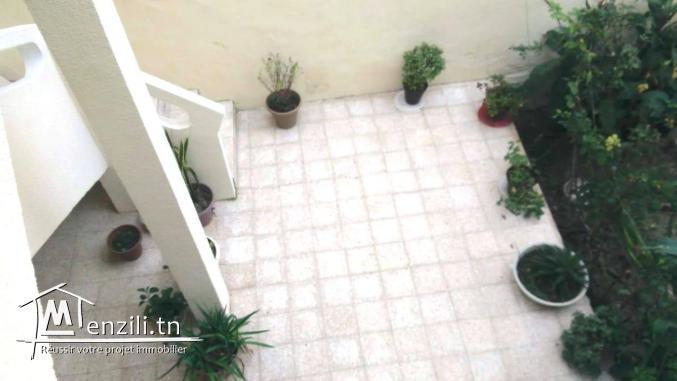A vendre : Residence deux étages Bizerte