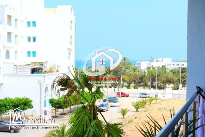 location de vacance 2020 s+2 vue sur mer au cœur zone touristique