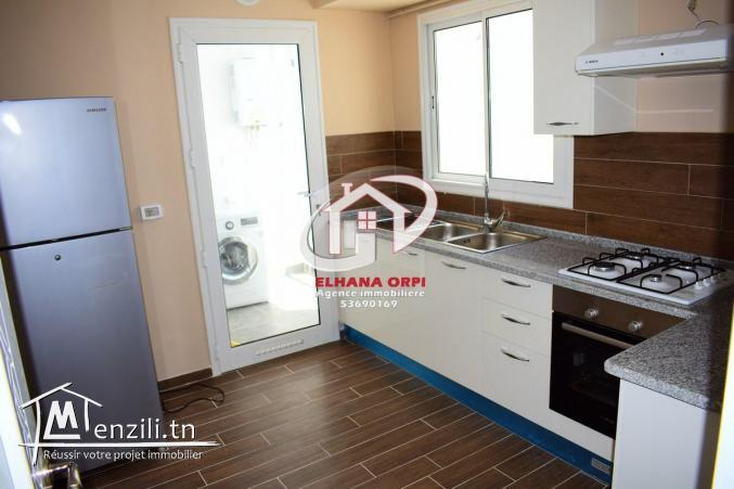 estival 2020 a louer pour vacance appartement s+2 rz fatimides haut standing