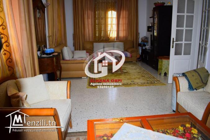 maison a vendre pres de faculté zone touristique mahdia
