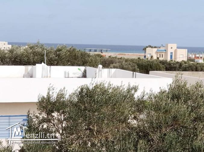 Maison S+2 bien équipé à Kelibia : Dar allouch