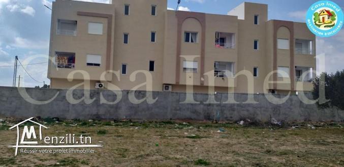 des lots TERRAIN A Mrezga Hammamet Nord