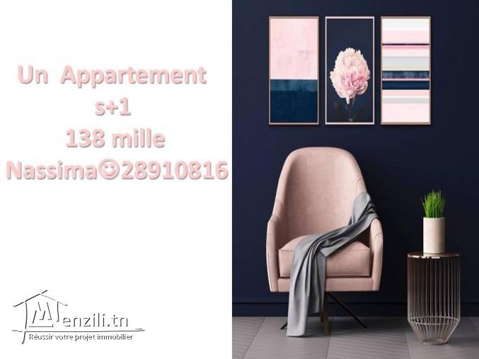 appartement à Mannouba de 71 m2