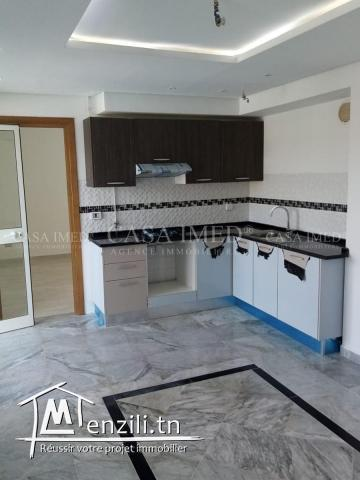 appartement à Hammamet de 65 m2