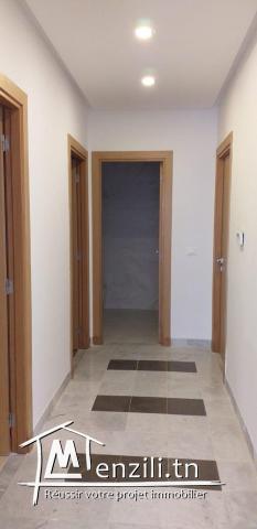 Appartement de 156,28 m²