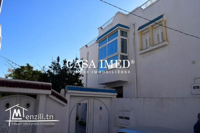 Maison a vendre de 220 m2