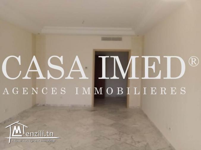 appartements de 107 m2 et 158 m2