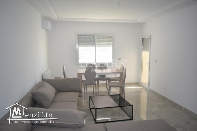 Appartement S+3 avec jardin a Borj Cedria