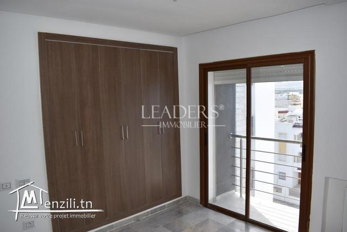 Appartement dans une zone calme a Borj Cedria