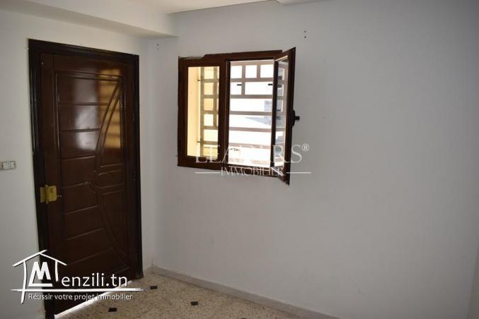 Appartement en plein zone touristique Borj Cedria