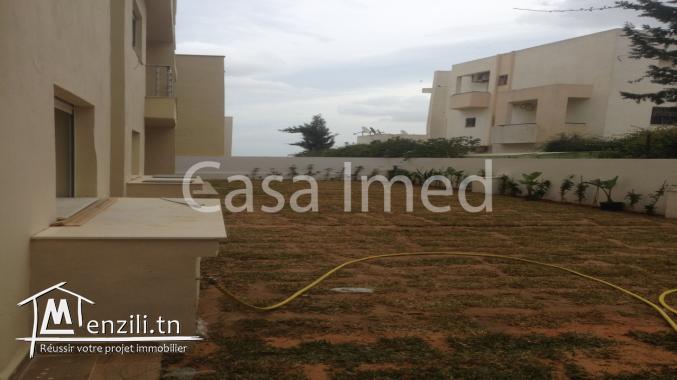 Résidence haut standing situé à Ennasr 2