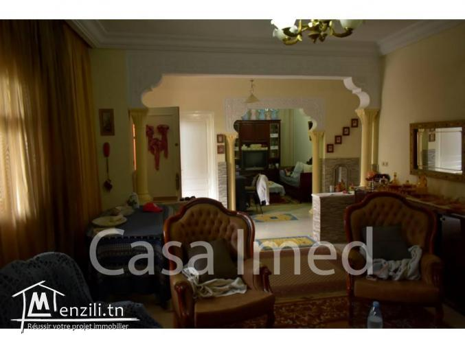 une belle villa  à El Agba.