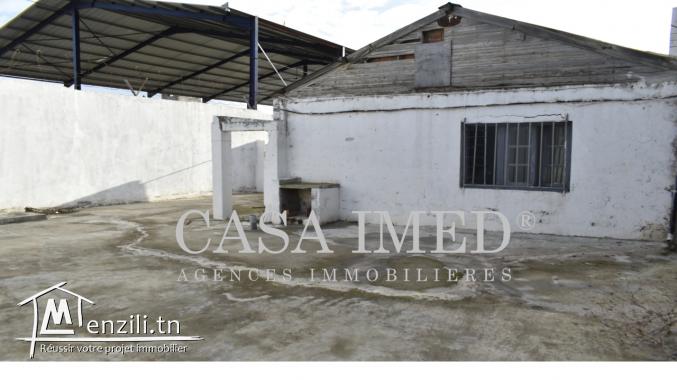Un superbe terrain de 552 m² situé au Bardo