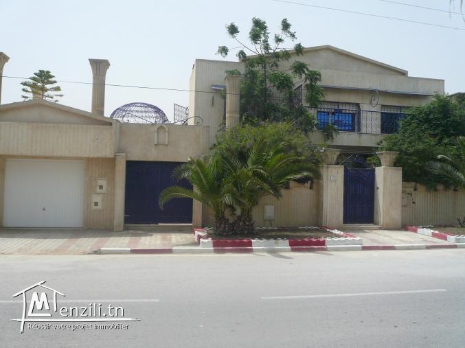 À vendre superbe maison a Rawoed plage